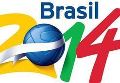 2014 Dünya Kupasının kuraları çekiliyor