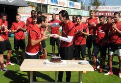 Trabzonspora dinlenmek yok