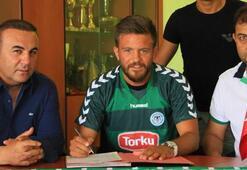 Özgür Özkaya Torku Konyasporda
