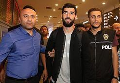 Luis Neto, İstanbula geldi