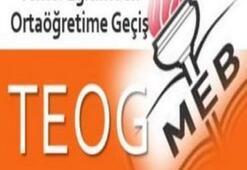 TEOG Tercih İşlemleri Taban ve Tavan Puanları (TEOG için durdurma kararı)