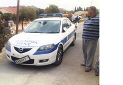 Rum polisi KKTC'ye girdi