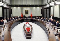 Heiße Themen im ersten Nationalsicherheitsrat