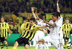 Real Madrid-Dortmund 9. kez
