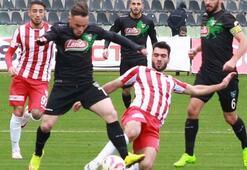 Denizlispor-Boluspor: 1-1