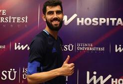 Fenerbahçenin yeni transferi Luis Neto sağlık kontrolünden geçti