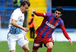 Kardemir Karabükspor-Trabzonspor: 1-1