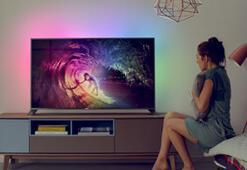 İlk Android Ambilight TV