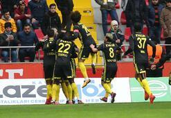 Kayserispor 0 - 1 Evkur Yeni Malatyaspor