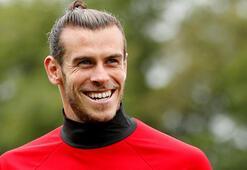 Bale, ManUyla görüşmek için kamptan ayrıldı