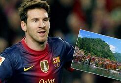 Messi de Como Gölünü tercih etti
