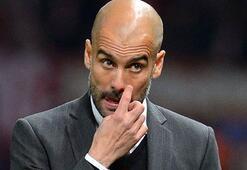 Guardioladan muhabire fırça