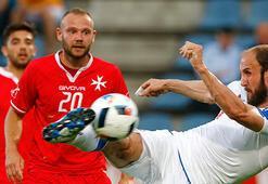 Çek Cumhuriyeti, sahasında Maltayı farklı yendi