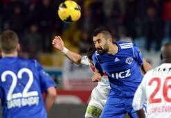 Antalyada iki gol, üç kırmızı kart