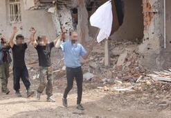 8 more PKK terrorists surrender in SE Turkey