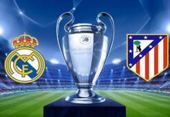 Atletico Madrid - Real Madrid maçı ne zaman saat kaçta hangi kanalda canlı yayınlanacak