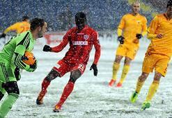 Kardemir Karabükspor-Kayserispor: 1-0