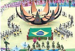 Brezilya'da küre krizi