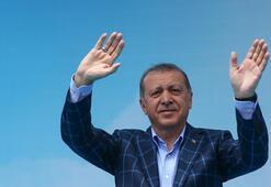 Erdoğandan ABDye sert tepki: YPG, PKK değildir diyenler...