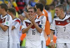 Alman basınında yarı final coşkusu