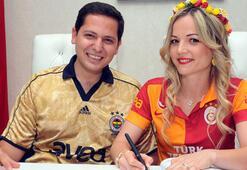 Galatasaray ve Fenerbahçe formalarıyla imzaladılar