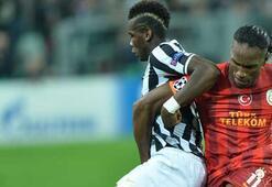 Galatasaray zorlu Juventus virajında