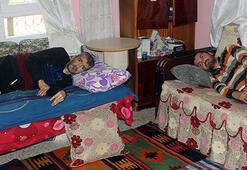 20 yaşındaki iki kardeş Parkinsona yakalanıp yatağa mahkum oldu