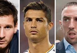 FIFA Altın Top Ödülü için 3 adayını açıkladı