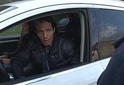 Bruno Alvesi polis durdurdu ve...