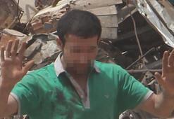 Er gab sich als Zivilist aus, doch die Bilder entlarvten den Terroristen