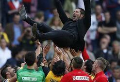 Ardalı Atletico Madrid sezonu açtı