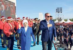 Istanbuls Eroberung wurde auf der größten Bühne der Welt gefeiert