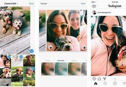 Instagram galeri özelliğinde yeni dönem başlıyor