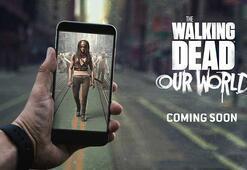 Pokemon GO benzeri The Walking Dead oyunu geliyor