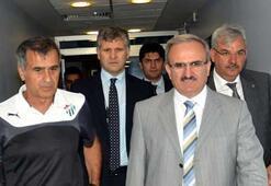 Bursasporda Avrupa Ligi sevinci