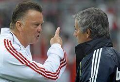 Van Gaal mi Mourinho mu