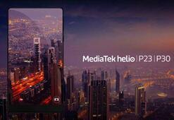 MediaTek, çift VoLTE desteğine sahip yeni Helio P23 ve P30 yonga setlerini duyurdu