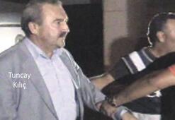 Edremit'te başkan  ve oğlu tutuklandı