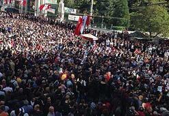 Cumartesi Anneleri izdihamı Galatasarayı vurdu
