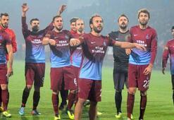 Trabzonspor, UEFAda 61. randevuda