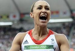 Yılın atleti Jessica Ennis