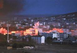 Kobani'de 24 saat
