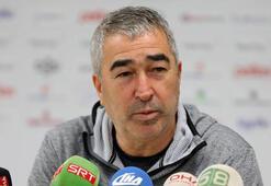 Samet Aybaba: Oyuncularımı kutluyorum