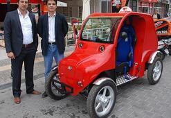 Ekolojik Türk Otomobili ürettiler