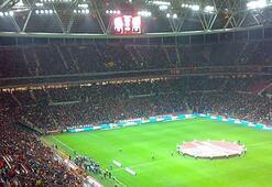 Arenada Juventusa dev sürpriz