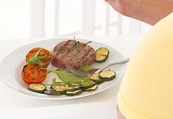 Hamilelikte kırmızı et tüketimi çok önemli