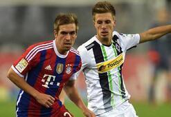 Bayern ve Mönchengladbach puanları bölüştü