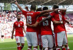 İşte İsviçrenin EURO 2016 kadrosu
