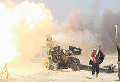 Irak ordusu üç koldan Felluce kentine girdi