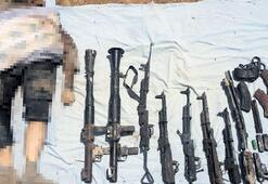 'Turuncu liste'deki terörist öldürüldü